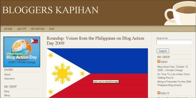 Bloggers Kapihan