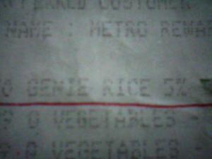 grocery receipt-3