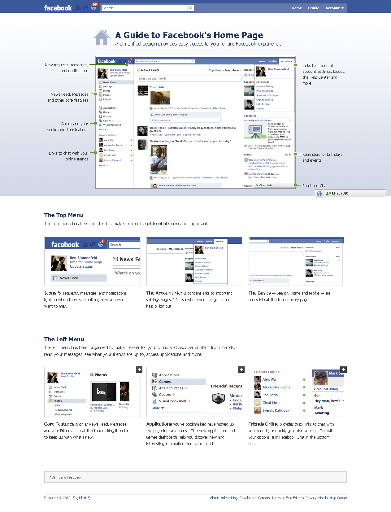 New FACEBOOK Home Page   jun tariman