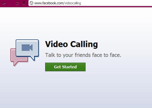 video calling get started