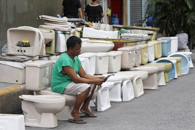 Second Hand Toilets