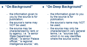 characterization of a source-2