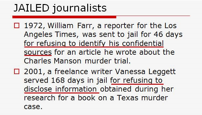 jailed journalists