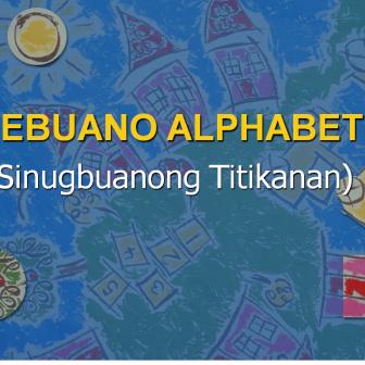 Cebuano alphabet cover